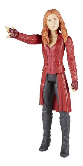 Scarlet Witch Marvel Infinity War Titan Hero Series Avengers
