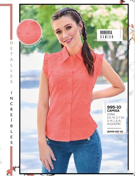 Camisa Coral Mod. 995-10 Oi 2019