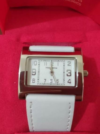 Relógio Mondaine Feminino Prata 97001l0mbch Promoção