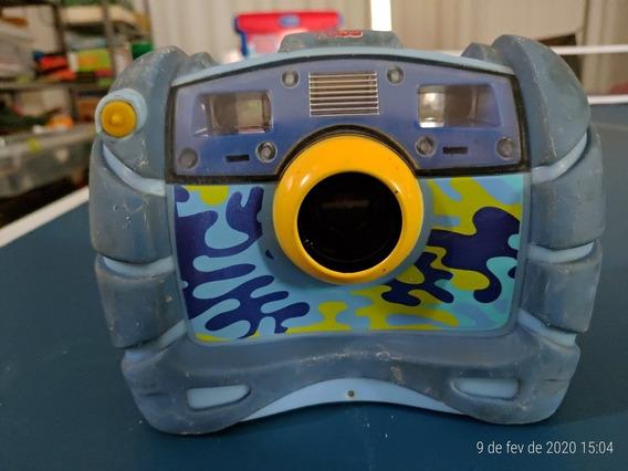 Máquina Fotográfica Fisher Price Infantil A Prova D