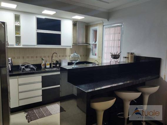 Casa Com 2 Dormitórios À Venda, 64 M² Por R$ 305.000,00 - Villa Flora Hortolandia - Hortolândia/sp - Ca6206