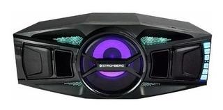 Stromberg Hv100 Multireproductor Mp3 Usb 100w Bluetooth Luz.