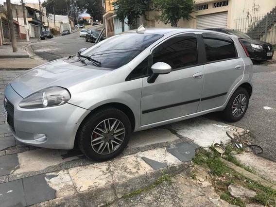 Fiat Punto 2008 1.4 Flex 5p