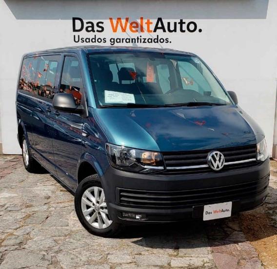 Volkswagen Transporter 2018 2.0 Pasajeros Dsg 102 Hp