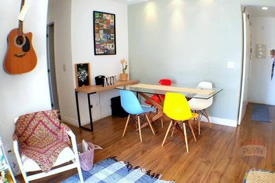 Apartamento, 3 Quartos Sendo 1 Suite, Lazer Completo - Ipiranga - Ap0070