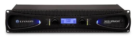 Amplificador De Potencia Crown Xls 2502   2400w   110v   Nfe