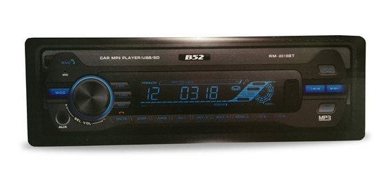 Estereo B52 Rm2018 Mp3/bt/usb/sd/4x52w