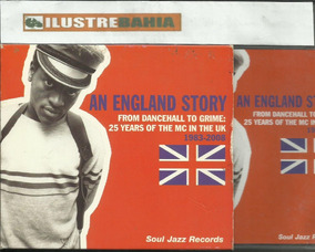 Cd An England Story From Dancehall Grime: 25 Years Mc The Uk