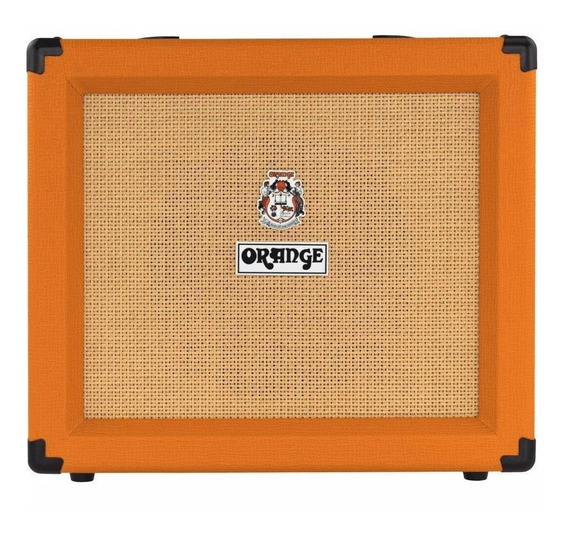 Amplificador Orange Crush Series 35RT 35W naranja