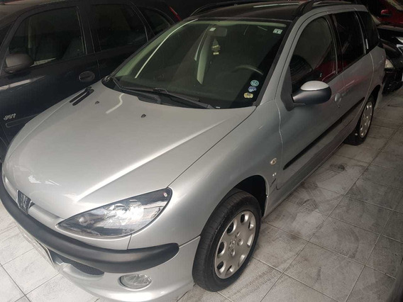 Peugeot 207 Sw 1.4 Completo 2011