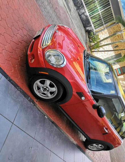 Mini Cooper 1.6 Chili 6vel Aa Tela/piel Qc Mt 2010