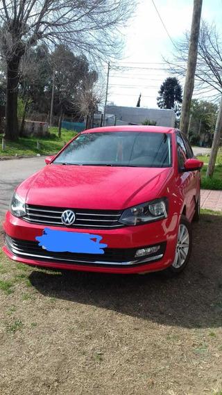 Volkswagen Polo 1.6 Comfortline 2016