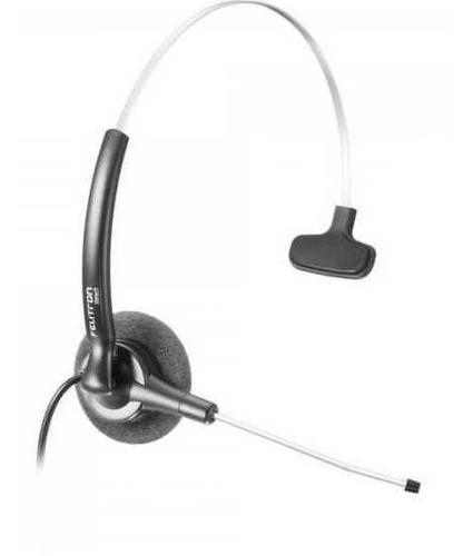 Imagem 1 de 1 de Fone Headset Stile Compact Direct Preto Felitron