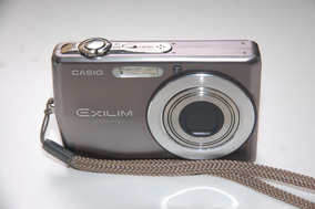 Câmera Casio Exilim Ex-z70 7.2 Megapixels Usada