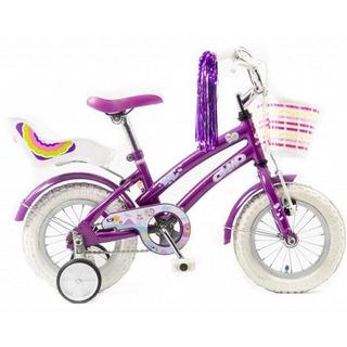 Bicicleta Infantil Olmo Tiny Pets Rodado 12