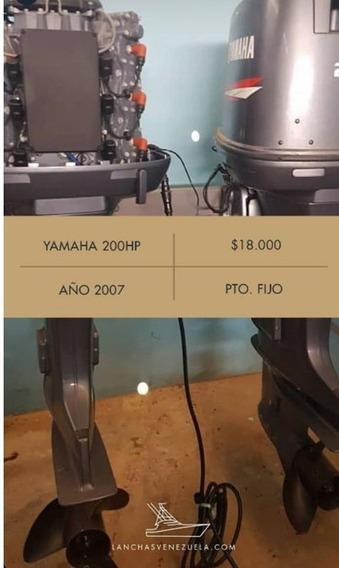 Motores Yamaha 200 Hp Lv605