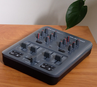 Controlador Usb M-audio X-session Pro