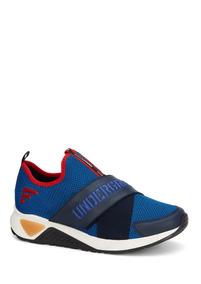 Sneaker Low Top Hombre Azul 2626741 Ferrato