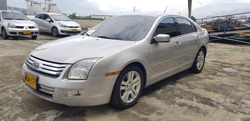 Ford Fusion Sel V6 2008