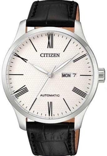 Relógio Citizen Masculino Automático Nh8350-08a / Tz20804n