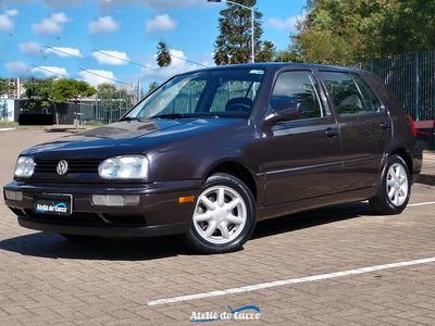Golf Glx 2.0 1995 48.000 Km Novo Em Detalhes Ateliê Do Carro