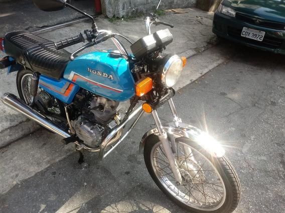 Honda Cg 83 90% Original