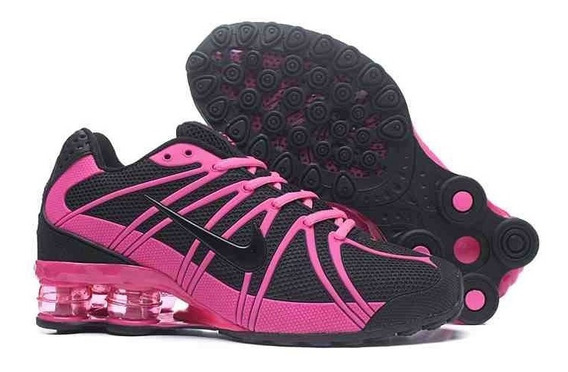 Tenis Nike Shox Ozkpu Mujer