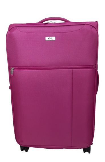 Valija Elf 4150 Grande Color Rosa