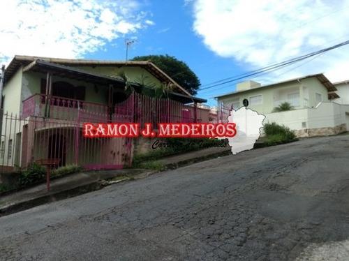 Itapoã - Pampulha - Casa Col. 5qts 1ste Armarios Bhte-mg