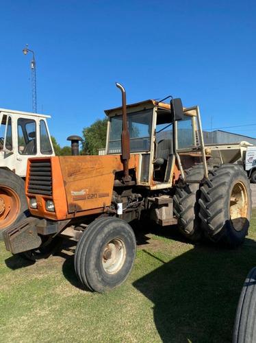 Tractor Zanello 220 Dual