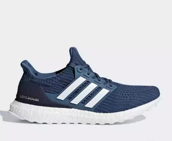 Tênis adidas Ultraboost Azul Marinho - Importado