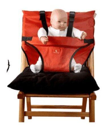 Baby Chair Sillita Bebé De Comer. Adaptable A Todas Silla