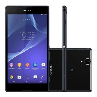 Sony Xperia T2 Ultra Dual D5322 - 3g 13mp 8gb Novo Vitrine