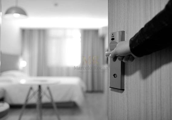 Flat Com 1 Dormitório Para Alugar, 29 M² - Buritis - Belo Horizonte/mg - Fl0005
