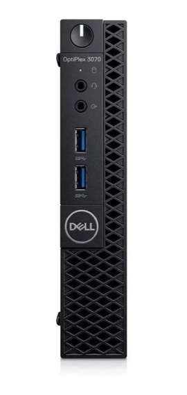 Dell Optiplex 3070m I5; 8gb; Hd Ssd 128gb+hd 500; Tec/mouse
