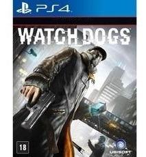 Watch Dogs (dublado Pt-br) { Ps4 }