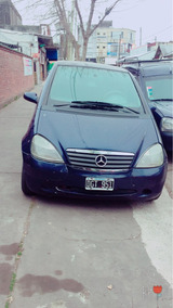 Mercedes Benz Clase A 2000