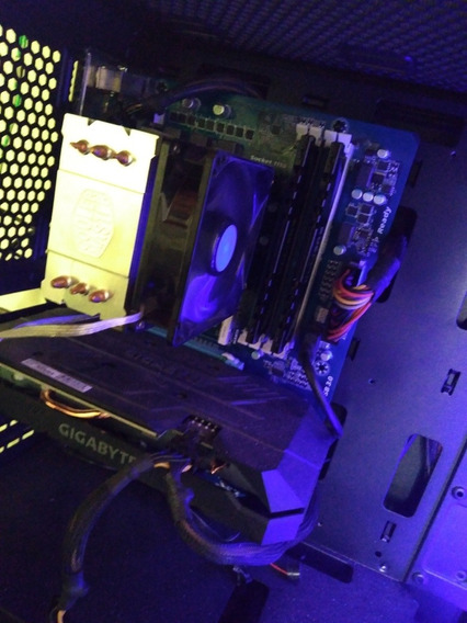 Kit I7 3770 + Placa Mãe Z77p + 16gb + Cooler Master T3