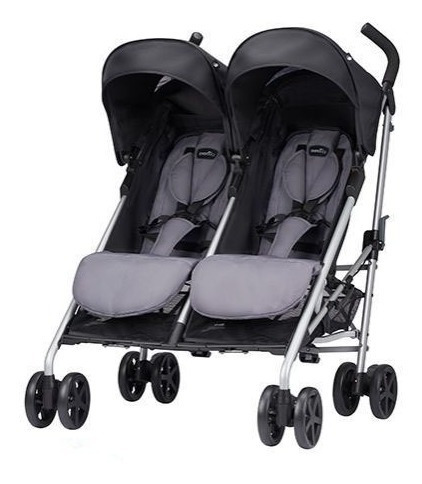 Cochecito Paraguitas Doble Minno Twin Evenflo Children´s
