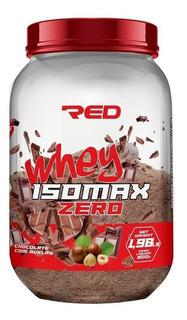 Whey Isolado Zero Carbo Isomax Black Code 900g - Red Series