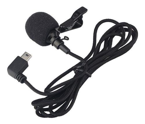 Microfone Lapela Externo Original Sjcam Sj6 / Sj7 / Sj360