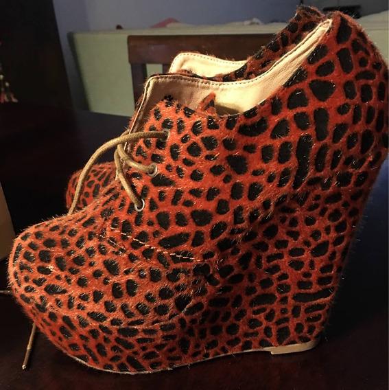 Zapatos Importados Simil Piel Marca Fahrenheit