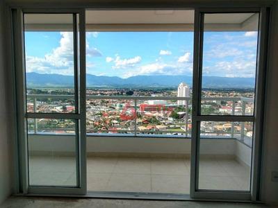 Apartamento 110 M² À Venda, Edifício Vert Residence, Taubaté. - Ap1101