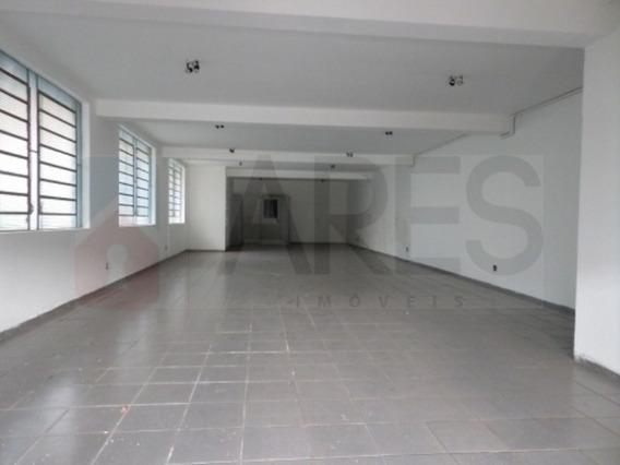 Salão Comercial Para Locação, Vila Gallo, Americana. - Sl00013 - 3196518