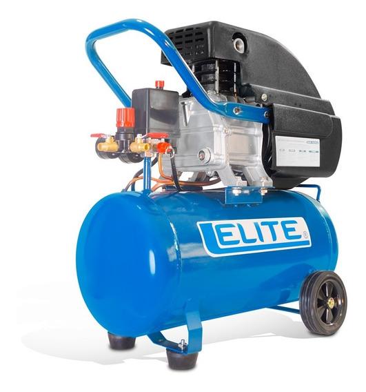 Compresor Elite 2.0 Hp Tanque 20lts 125psi 110v (ca6205)