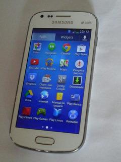 Celular Samsung Galaxy S Duos 2 7582 4gb