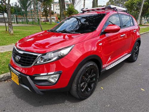 Kia New Sportage Revolution Lx 2.0cc 4x4