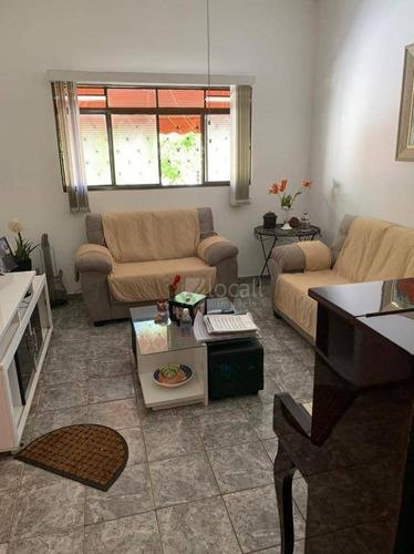 Casa Com 3 Dormitórios À Venda, 126 M² Por R$ 460.000 - Jardim Caparroz - São José Do Rio Preto/sp - Ca2690