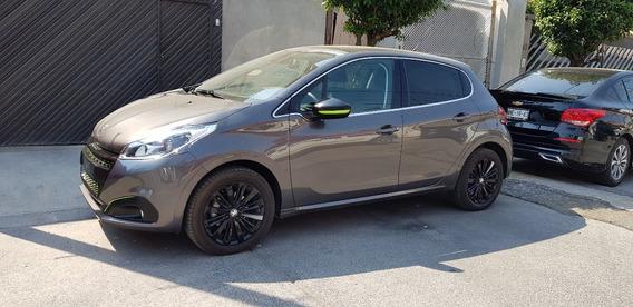 Peugeot 208 Allure Pack 1.6vti, 115hp, Aut 6vel, Como Nuevo!