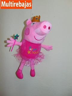 Mediano Peluche Peppa Pig Para Ninos